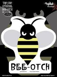 Evilkid Productions Bee Otch Bumblebee Buy Online In Macau At Desertcart