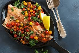 Fish and Seafood Recipes - Seasons and ...
