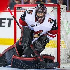 Adin Hill Stats, News, Videos, Highlights, Pictures, Bio - Arizona Coyotes  - ESPN