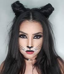 simple cat makeup look saubhaya makeup
