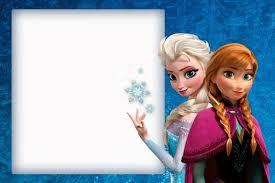 Frozen Cute Free Printable Invitations Invitaciones De Frozen Tarjetas De Cumpleanos Frozen Invitaciones Cumpleanos Frozen