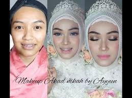 makeup flawless natural akad nikah