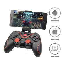 Không Dây Cần Điều Khiển Bluetooth 3.0 T3/X3 Tay Cầm Chơi Game Cho PS3 Chơi  Game Bộ Điều Khiển Điều Khiển Cho Máy Tính Bảng Android Điện Thoại Thông  Minh Có Giá