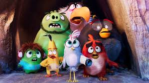 Angry Birds Movie 2': A Timely Lesson & A Funny Cast Help This ...