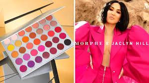 Morphe x Jaclyn Hill Eyeshadow Palette Volume 2 - BeautyVelle ...