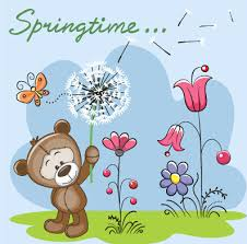 Spring lovely animal cartoon vector Free vector in Encapsulated ...