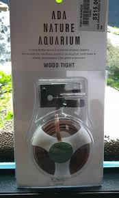 ADA Wood Tight, Gardening, Plants on Carousell