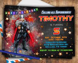 Fiesta De Thor Decoracion Para Cumpleanos Con Tema De Thor