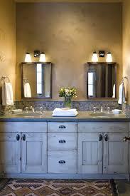distressed bathroom cabinets rustic