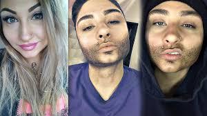 drag king makeup tutorial
