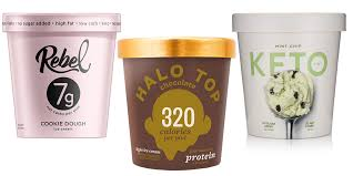 7 best low carb ice cream brands keto
