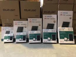 Đèn led năng lượng mặt trời - Hitafi Solar Led Light - Cung cấp đèn năng  lượng mặt trời JD