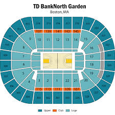 td garden seating chart views and