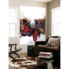 48x72 Clayton Henry Marvel Adventures Super Heroes No 6 Cover Ant Man Huge Wall Mural That S Geek