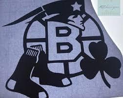 Boston Sports Teams Etsy