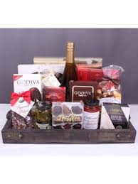 chocolate gift baskets toronto