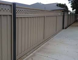 How To Build Steel Fence Posts Adelaide Fence Centre