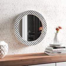 espen beveled accent mirror reviews