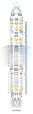delta airlines vliegtuig indeling