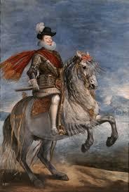 Equestrian Portrait of Philip III - Wikipedia