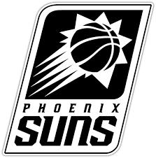 Phoenix Suns D Vinyl Die Cut Decal Sticker 4 Sizes