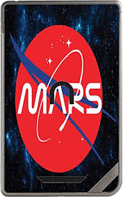 Amazon Com Mars Nasa Nook Color Nook Tablet By Barnes And Noble Vinyl Decal Sticker Skin By Demon Decal Computers Accessories