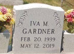 Iva Moles Gardner (1938-2019) - Find A Grave Memorial