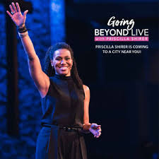 Going Beyond Live with Priscilla Shirer - Spring Hill Baptist Church