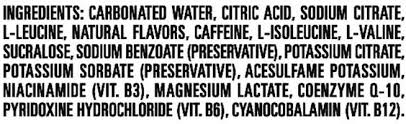 are reign energy drinks healthy stack