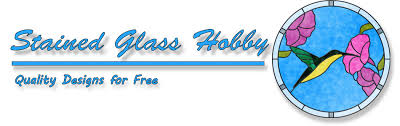 free stained glass patterns to