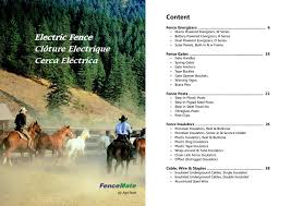 Fencemate Electric Fence By Christine Issuu