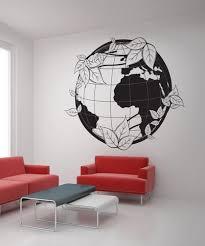 Vinyl Wall Decal Sticker Green Earth 1164 Stickerbrand