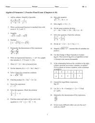 solving radical equations answer key
