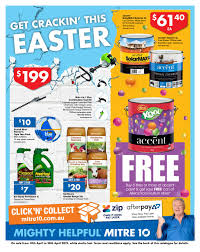 Mitre 10 Catalogue Easter 2019 By Echo Publications Issuu