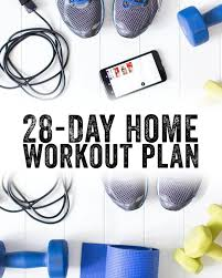 home workout plan a couple cooks