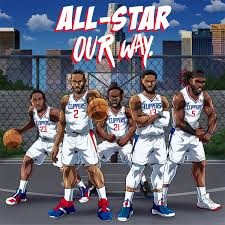Vote Clippers | NBA All-Star 2020