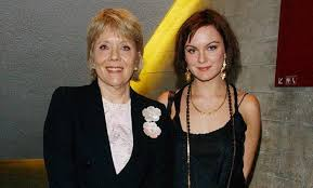 Diana Rigg and Rachael Stirling | Dame diana rigg, Rachael stirling, Diana