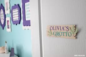 Balsa Wood Bedroom Door Sign Inspiration Made Simple