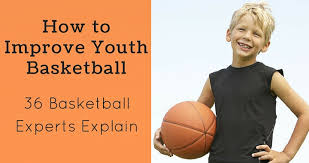 How to Improve Youth Basketball - 36 Experts Explain
