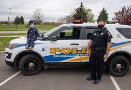 Kent State Police Department Posts Facebook