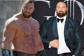 Game of Thrones' The Mountain actor ...