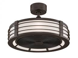 flush mount ceiling fans without