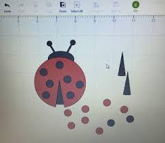 Vinyl Ladybug Decals The Hofreiters