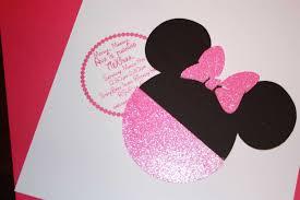 Editable Minnie Mouse Baby Shower Invitations Invitaciones