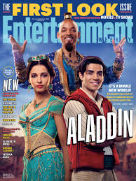 a new aladdin trailer debuts during