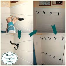 Diy Hang It Up A Hook Hanging How To The Happy Housie