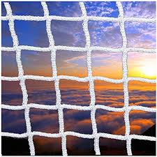Stairway Net Safety Net Railing Fence Mesh Protection Net Indoor Decoration Balcony Stair Stadium Playground Garden Yard Wall Fence Railing Basketball Court Golf Course White Outdoor Amazon Ca Home Kitchen