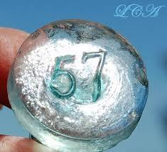 antique h j heinz glass bottle stopper