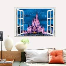 Custom Wall Decals Printed Vinyl Wall Graphic Murals Wall Stickers Municipal Supply Sign Co