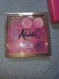 mac cosmetics aladdin princess jasmine